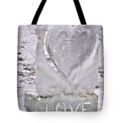 Ice Cold Love Tote Bag
