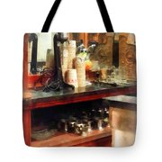 Ice Cream Parlor Tote Bag