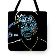 Ice Cube Tote Bag