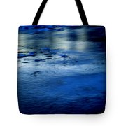 Ice Frost And Snow Tote Bag