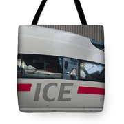 Ice Germany Tote Bag