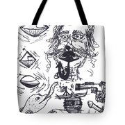Ice House Chronicles 51 Tote Bag