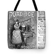 Ice Machine, 1891 Tote Bag