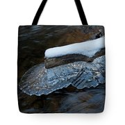 Ice Scallops Tote Bag