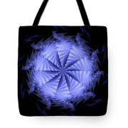 Ice Wheel Tote Bag