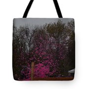 Icee Pink Cold Water Challenge Tote Bag