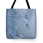 Icicle Detail Tote Bag