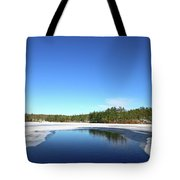 Icing Call Tote Bag