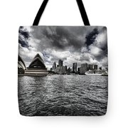 Iconic Landmark V2 Tote Bag