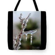 Icy Branch-7529 Tote Bag
