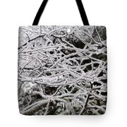 Icy Dreams Tote Bag