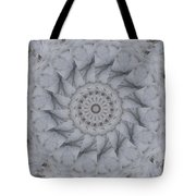 Icy Mandala 1 Tote Bag