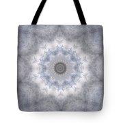 Icy Mandala 5 Tote Bag