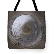 Icy River Tote Bag