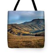 Idaho Foothills Tote Bag