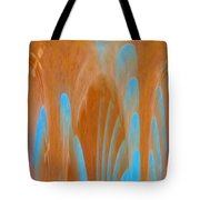 Idol Of Pomos Abstract Tote Bag