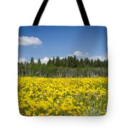 Idyllic Summer Day Tote Bag