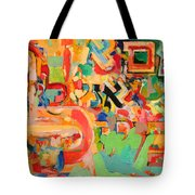 If I Am Not For Myself Who Will Be For Me Tote Bag