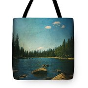 If It Could Be Just You And Me Tote Bag