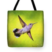 If Wishes Had Wings Tote Bag