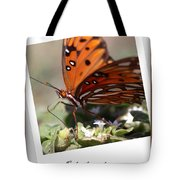 If You Need Me - Butterfly Tote Bag