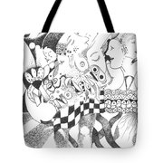 Ignorance And Bliss Tote Bag