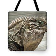 Iguana Two Tote Bag