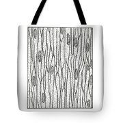 Illustration Of Muscle Types Tote Bag