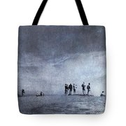 Illustration Of Tourist On Holiday Tote Bag