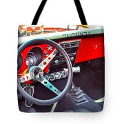 I'm Driving Tote Bag