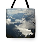 Image Of Doubtful Sound, New Zealand Tote Bag