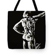 Imaginative Figure Drawing Tote Bag