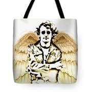Imagine There's No Heaven Tote Bag