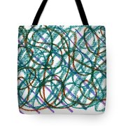 Imagined Congestion Tote Bag