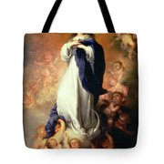 Immaculate Conception Of The Escorial Tote Bag