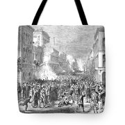 Immigrants: Chinese, 1871 Tote Bag by Granger