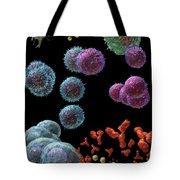 Immune Response Antibody 5 Tote Bag