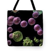 Immune Response Cytotoxic 2 Tote Bag