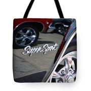 Impala Ss Tote Bag