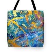 Impetus Of Joy Tote Bag