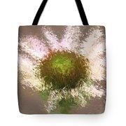 Impressionistic Echinacea Tote Bag