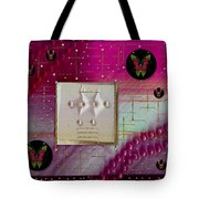 In A Rare Oriental Style Tote Bag