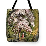 In A Shoreham Garden Tote Bag