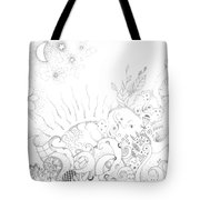 In A World Of Wonder Tote Bag