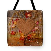 In Cookie And Bread Style Tote Bag