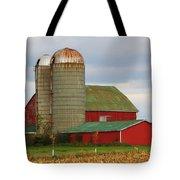 In Farmer's Field Tote Bag