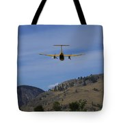In For A Landing Tote Bag