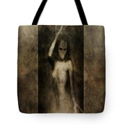 In Her Arms We All Drown Tote Bag