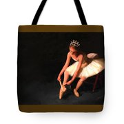 In Her Shoes . . . Tote Bag