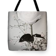 In Her Time Tote Bag